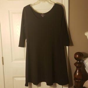 Black Ultra Flirt Dress